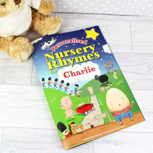 Nursery Rhyme Book